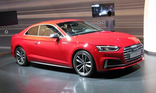 Спортивные электрокары Audi покажут в ближайшее время