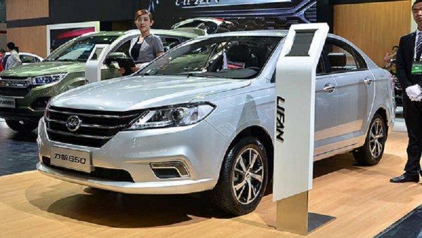 На автосалоне в Пекине состоится презентация нового поколения Lifan Solano