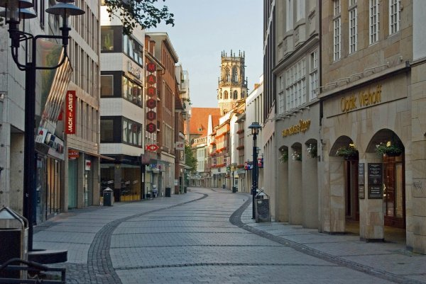 МВД Германии уточнило количество погибших в Мюнстере
