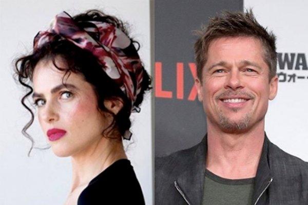 Представители Брэда Питта опровергли роман актера с архитектором Нэри Оксман