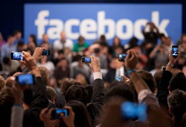 СМИ: Личные данные из Facebook могли «утечь» в Россию