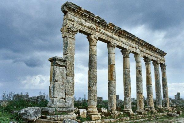 В африканской пустыне раскопали руины греко-римского храма