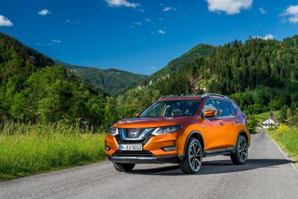 В Санкт-Петербурге началась тестовая сборка обновленного Nissan X-Trail