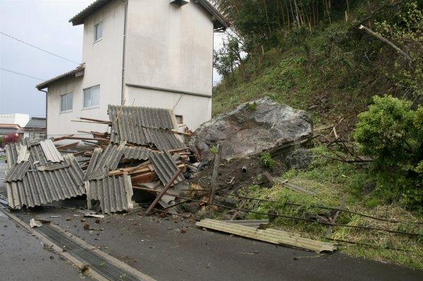 В центральной Италии произошло землетрясение магнитудой 4,7