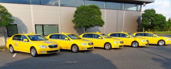 В Москве конфисковано более 80 машин нелегального такси