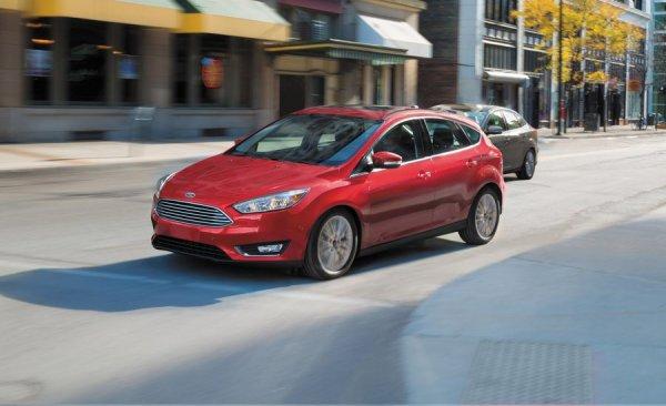 Ford официально представил Focus нового поколения