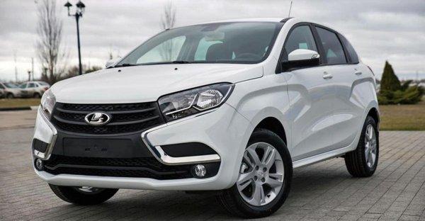 «АвтоВАЗ» выпустит самую дешевую версию LADA Xray