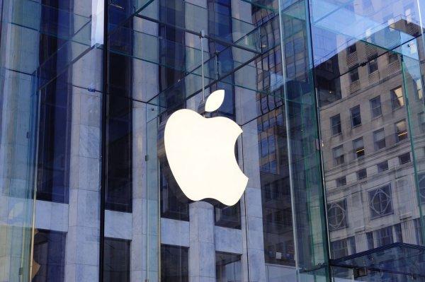 Корпорация Apple полностью перешла на возобновляемую энергию