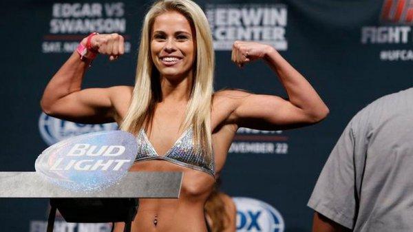 Боец UFC рассказала, как ее изнасиловали в 14 лет