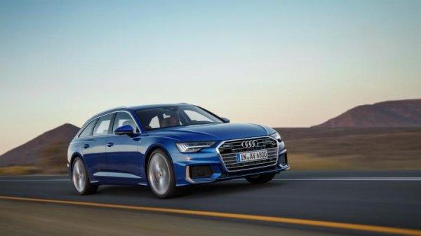 Представлен универсал Audi A6 Avant нового поколения