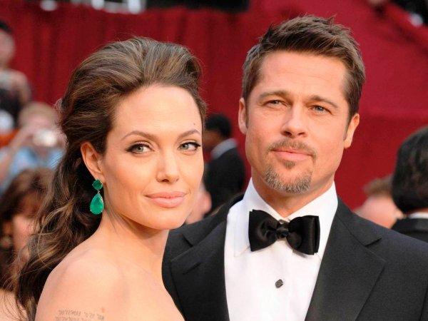 Анджелина Джоли снова лечится у психотерапевта из-за нового романа Брэда Питта