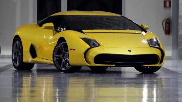 Zagato готовит уникальный суперкар на базе Lamborghini Gallardo