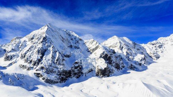 Пьяный турист искал дорогу в отель, а оказался в Альпах