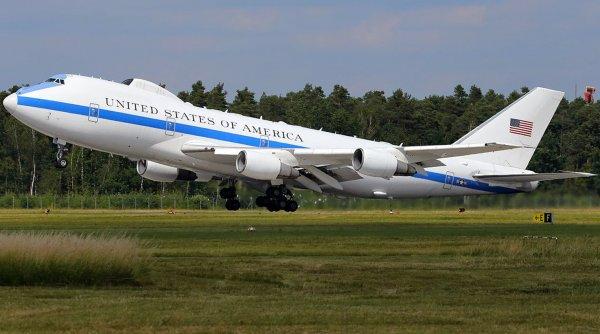 США отправили в небо самолет «Судного дня»