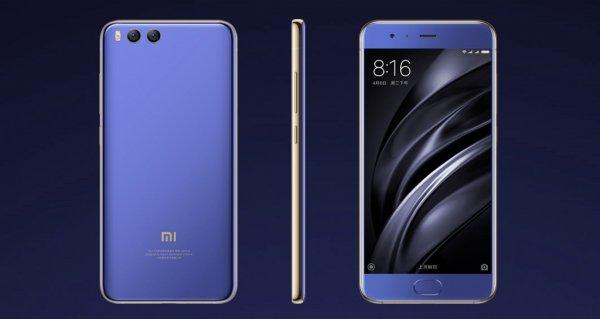 В Сети опубликовали первые живые фото модели Xiaomi Mi 6X