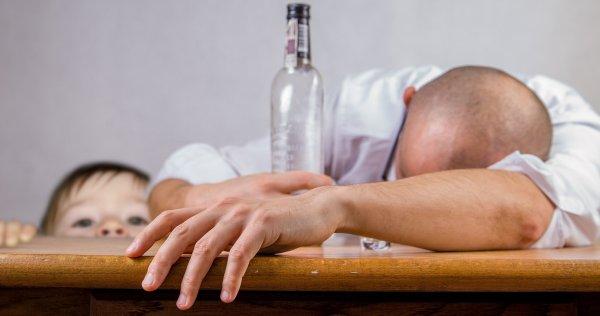 Учёные назвали главную причину алкоголизма