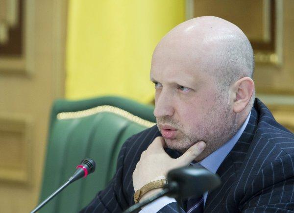 Турчинов: Украина осталась на своем месте в клубе космических стран мира