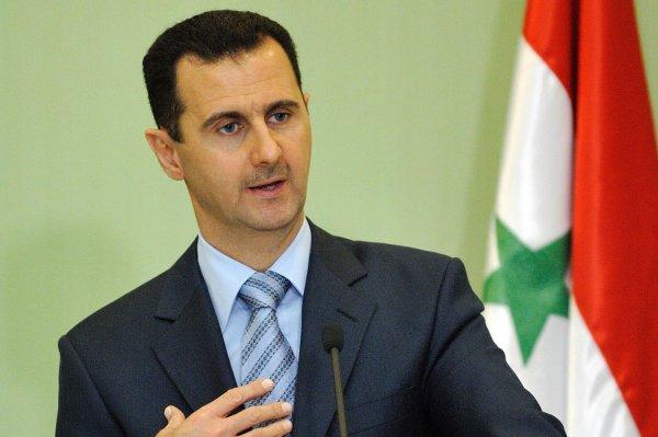 Башар Асад: Угрозы Запада накаляют обстановку в Сирии