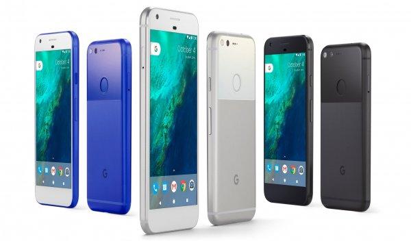 Google убирает с производства смартфоны Pixel и Pixel XL