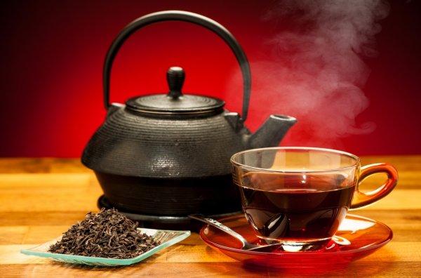 Ученые определили пять самых полезных видов чая