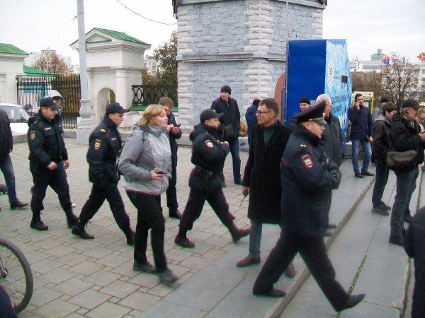 Главный редактор «Областной газеты» избит в Екатеринбурге
