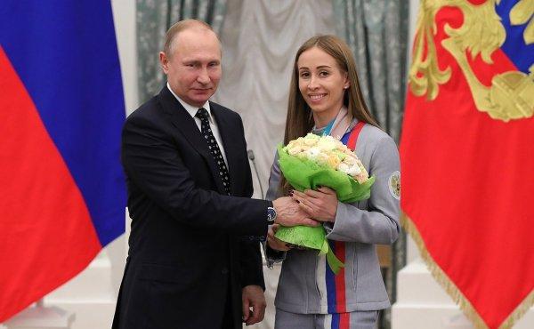 Паралимпийская российская чемпионка доказала чистоту своих допинг-проб