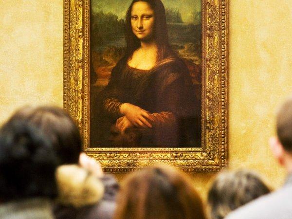 Ученые: Мона Лиза с картины Леонардо да Винчи улыбается каждому по-разному