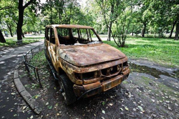 Сотни брошенных машин уберут с улиц Ростова-на-Дону