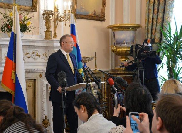 Посол России обвиняет Англию в нарушении международного права