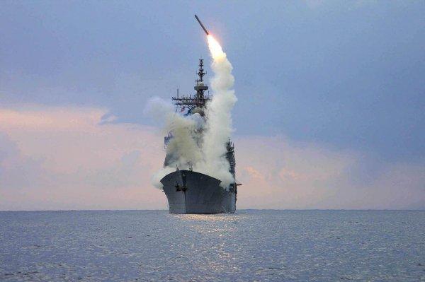 Подсчитано количество выпущенных по Сирии крылатых ракет