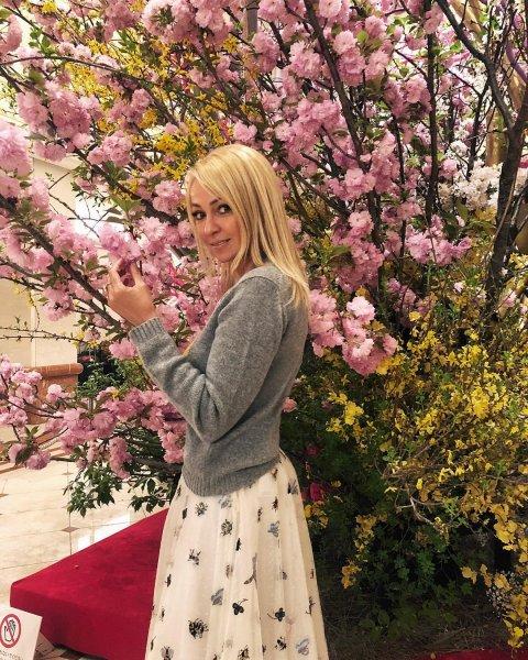 Яна Рудковская надела кимоно и посетила врача в Японии