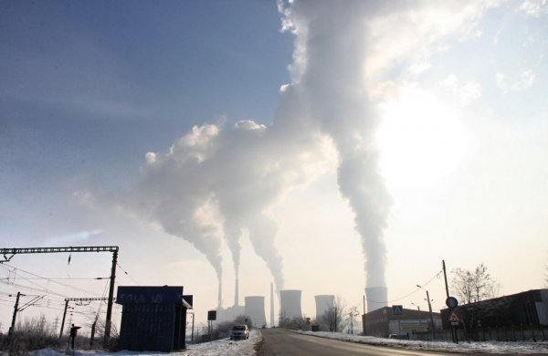 Загрязнение воздуха повышает риск пневмонии и гриппа у детей