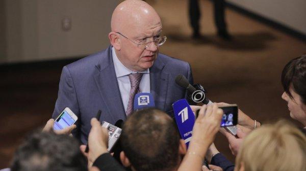 Небензя считает, что США могут прекратить войну в Сирии за сутки