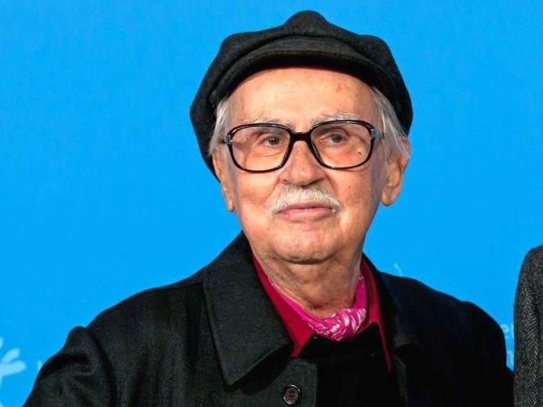 В Риме скончался известный итальянский режиссёр Витторио Тавиани