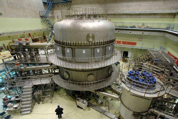 В России могут построить гибридный термоядерный реактор в 2030-х годах