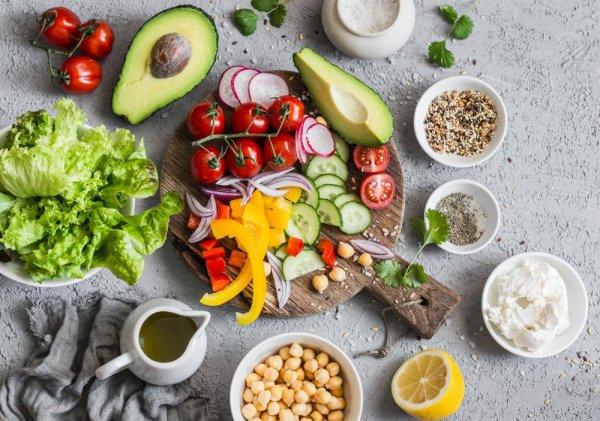 Ученые: Средиземноморская диета предотвращает преждевременное старение сердца