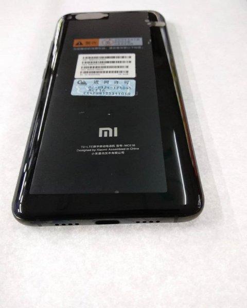 Xiaomi Mi 6X обзаведется поддержкой ИИ для камеры