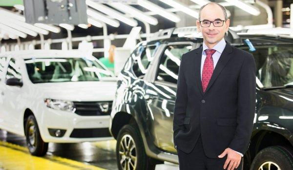 Выходец из Renault Румыния назначен новым президентом