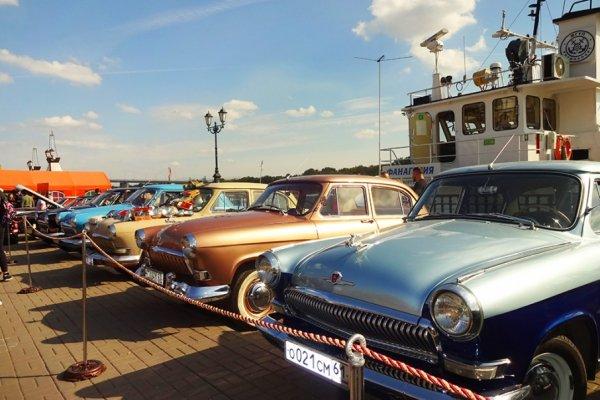 В Ростове перед 9 Мая пройдет выставка старинных авто
