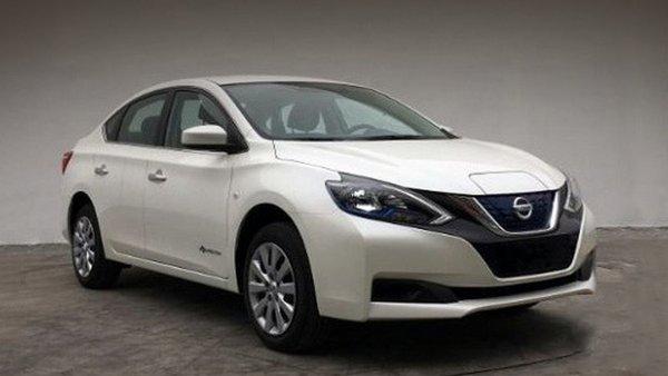 В Пекине представят электрический седан Nissan Sylphy EV