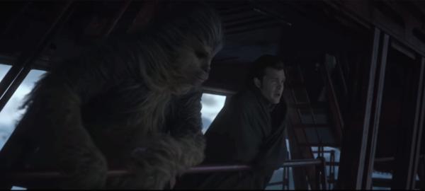 Хан Соло знакомится с Чубаккой: Появился новый тизер «Звездных войн»