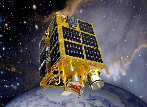 Россия и Бельгия займутся совместной разработкой микроспутников