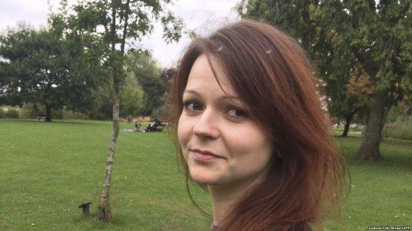 Виктория Скрипаль не поверила заявлению сестры по поводу отказа в приезде