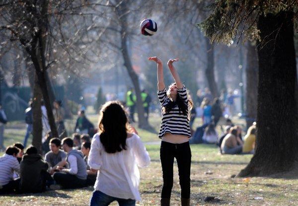 16 апреля стал самым теплым днем в Москве за последние 70 лет
