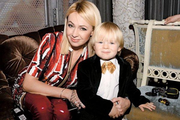 Проклова считает строгость Рудковской в воспитании сына хорошим примером