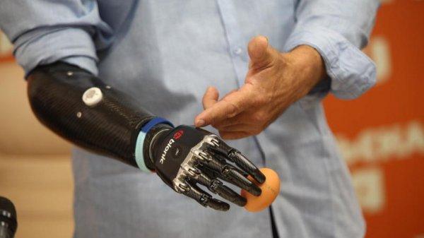 В Италии нашли останки мужчины с протезом-ножом