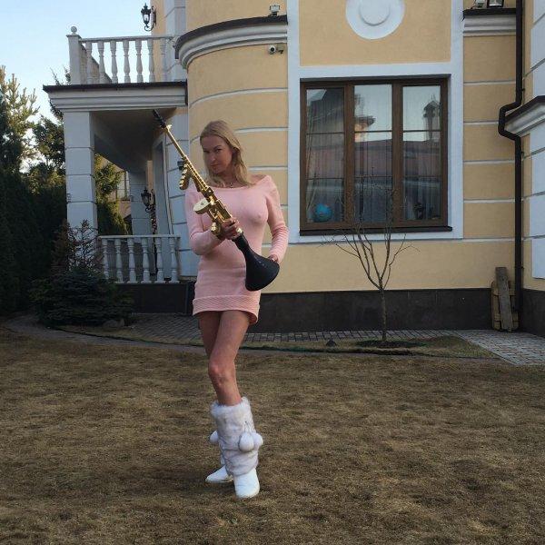 Фанаты Волочковой ужаснулись от видео её тренировок