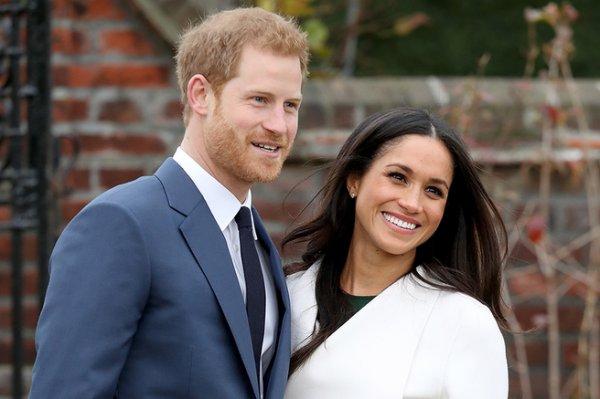 Меган Маркл после королевской свадьбы не получит титул принцессы