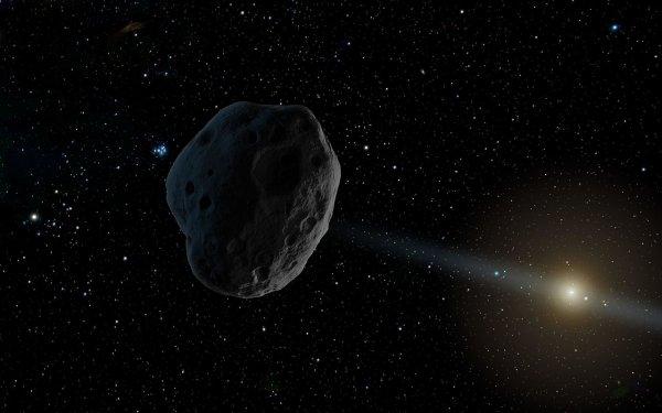 На опасном расстоянии от Земли пролетел астероид размером с футбольное поле