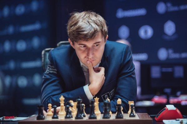 Российский шахматист Сергей Карякин рассказал о проверке на допинг